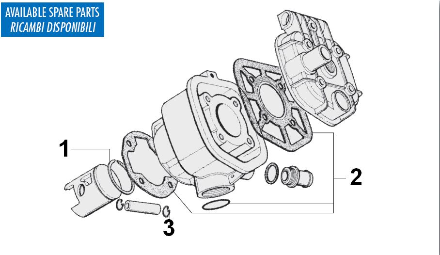 Fabulous Zylinderkits Polini Ersatzteilkataloge Wms24 Wiring 101 Nizathateforg