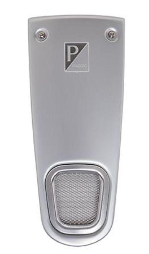 aluminium premium sport zubeh r by rizoma f r vespa gts. Black Bedroom Furniture Sets. Home Design Ideas