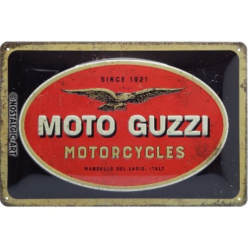 22285_1-Blechschild-20x30cm-Moto-Guzzi-Motorcycles-Nostalgic-Art-wms24de
