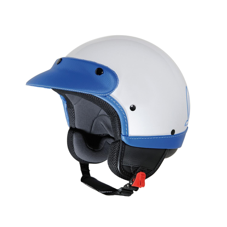 jethelm vespa classic wei blau helme bekleidung helme wms24. Black Bedroom Furniture Sets. Home Design Ideas