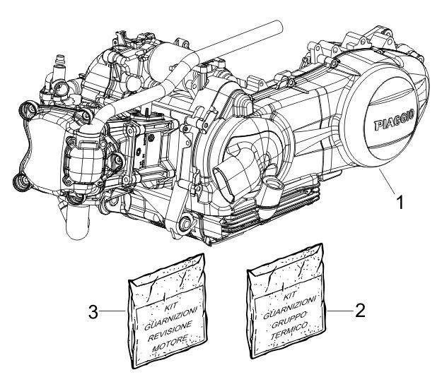 Motor – Motorteile für Vespa GTS 300 | WMS24