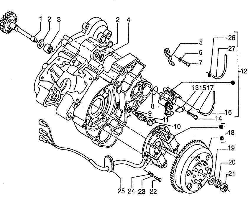 Fein Ford 1 Draht Lichtmaschine Umwandlung Fotos - Elektrische ...