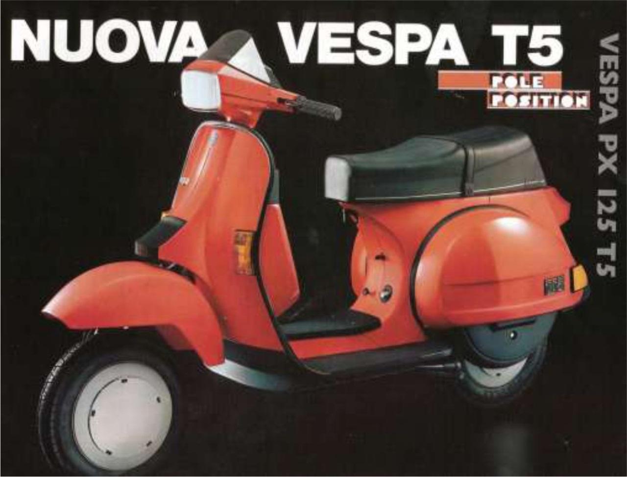 Werbung_Vespa_T5_Pole_Position